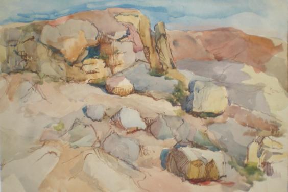В Художественном музее представят частную коллекцию живописи