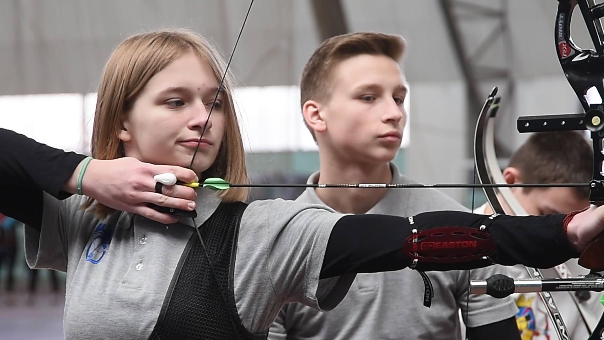 Сильнейшие лучники Украины соревновались в Харькове