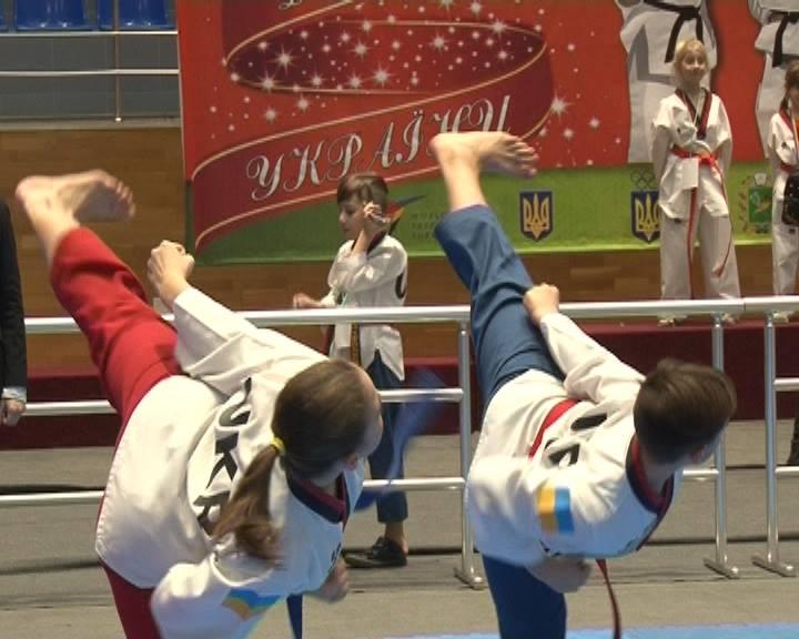 У Харкові розпочалась серія турнірів з тхеквондо (відео)