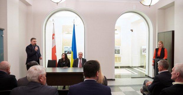 Президентом Харьковского дипломатического клуба избран консул Польши