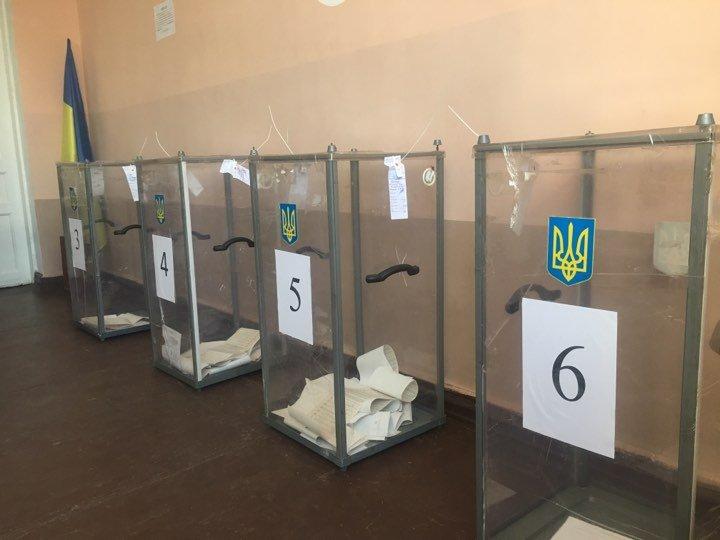 Выборы президента на Харьковщине: зафиксировано 83 нарушения