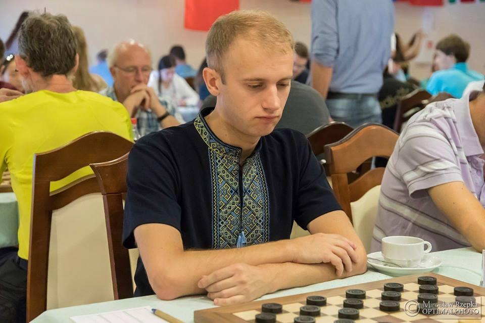 Харьковский шашист выиграл этап Кубка Мира