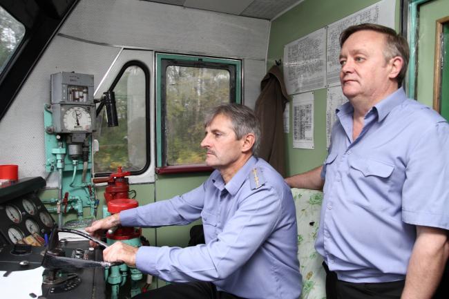 На Харьковщине соревнуются помощники машинистов электропоездов из всей Украины