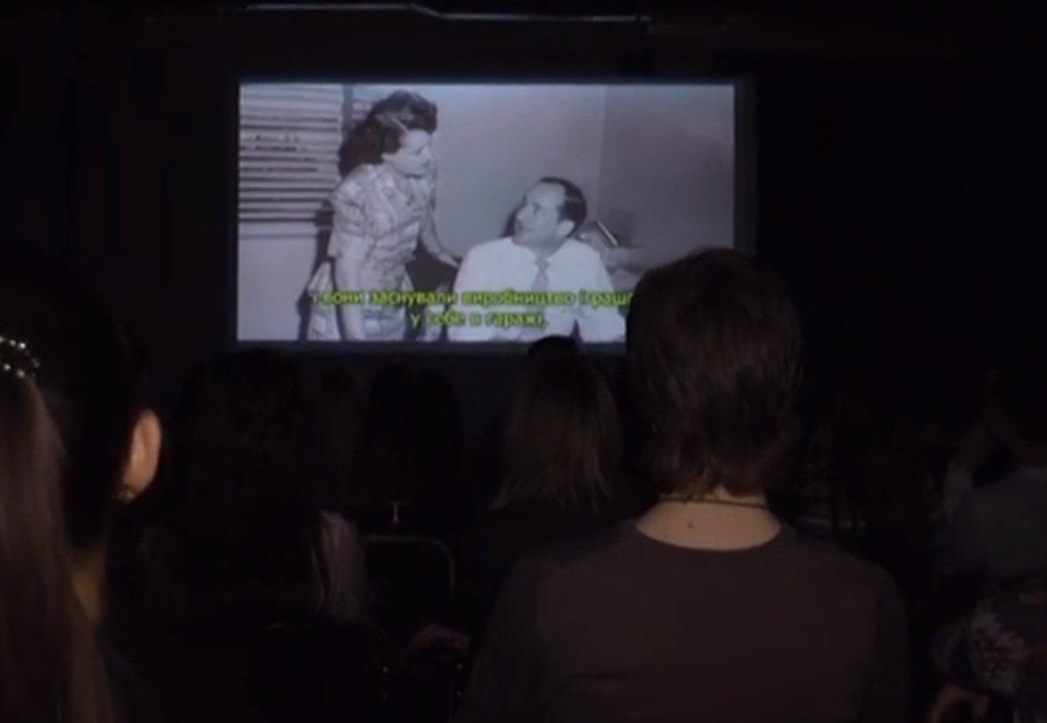 У Харкові проходить фестиваль американського кіно (відео)