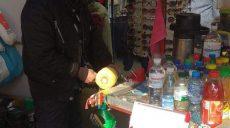 На харьковском рынке задержали иностранку, которая нелегально жила в Украине