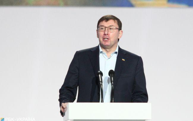 Луценко: нет ни одного уголовного производства против кандидатов в президенты