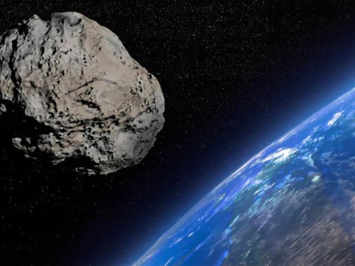 30-метровый астероид летит к Земле
