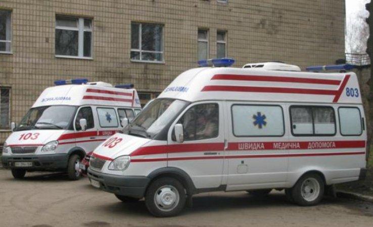 33-летний прохожий внезапно умер в Харькове