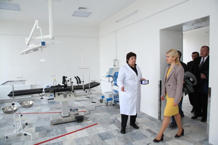 В обласній лікарні для чорнобильців завершили ремонт операційного блоку, реанімації та фізіотерапії (відео)