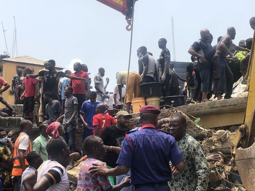 В Нигерии обвалилось здание школы: есть погибшие