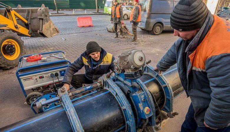 Где сегодня в Харькове не будет воды (адреса)