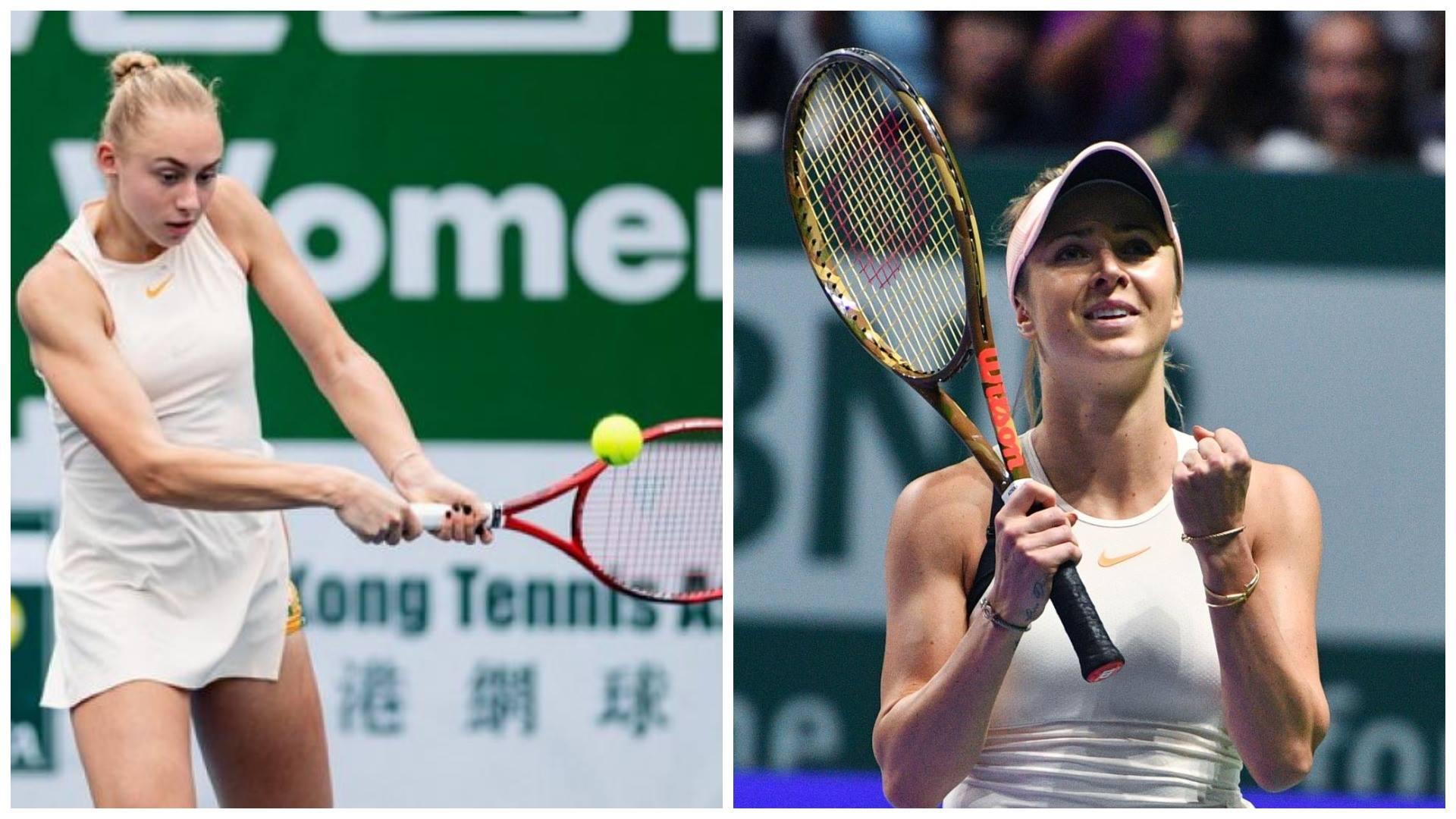 Харьковская теннисистка улучшила свои позиции в мировом рейтинге