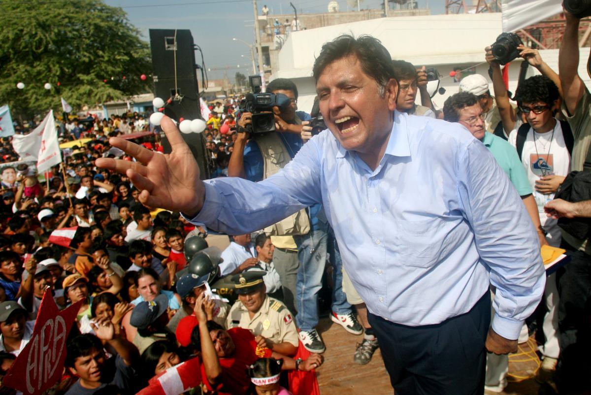 Бывший президент Перу Алан Гарсия покончил с собой во время ареста