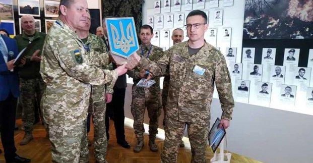 Харьковский военрук стал Учителем года