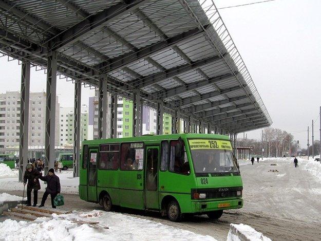 Автобусный терминал на Алексеевке начнут строить в следующем году
