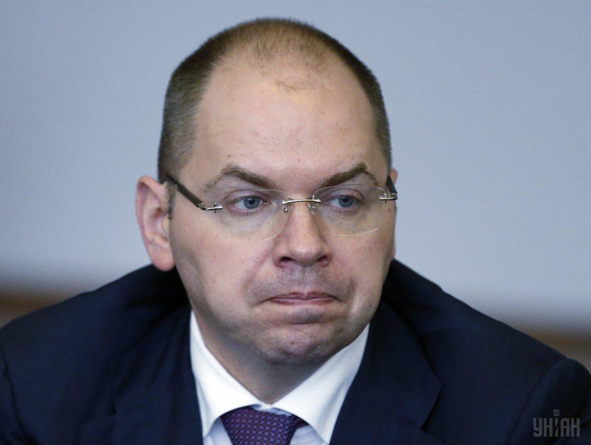 Порошенко официально уволил Степанова с должности главы Одесской ОГА