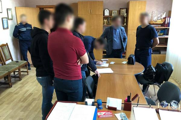 В Харькове инспектор ГСЧС изобличен в вымогательстве (видео, фото)