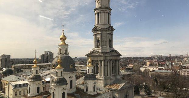 Завтра в Харькове – до 10 градусов тепла