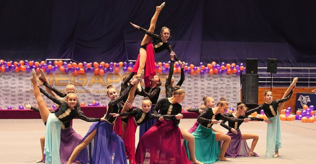 В Харькове пройдет международный танцевальный фестиваль