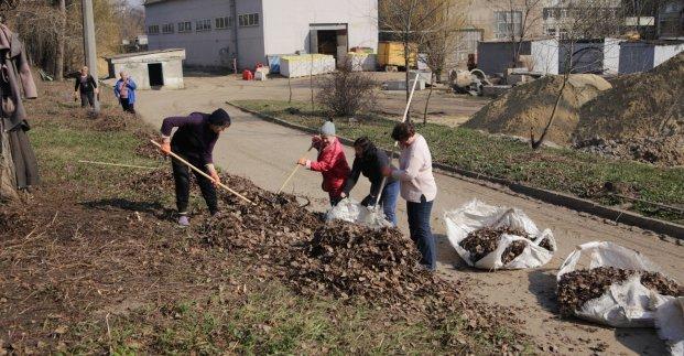 Сотрудники КП «Харьковводоканал» навели порядок на территории площадью около 20 гектаров