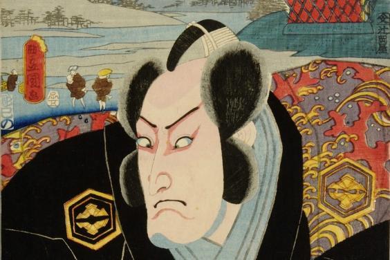 Харьковчане смогут увидеть японские гравюры XVII – XIX веков