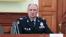 Новый начальник харьковской полиции закончил Киевское суворовское училище (биография)