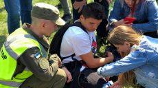 Слобожанская бригада и Кадетский корпус провели занятия для 600 школьников Харьковщины
