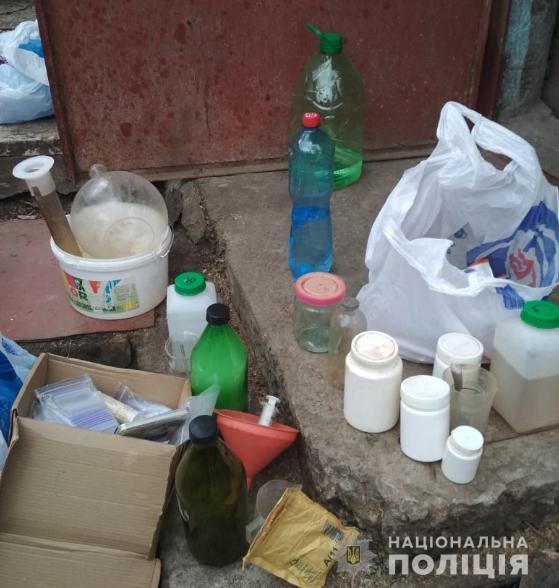 На Харьковщине два брата организовали наркобизнес через интернет