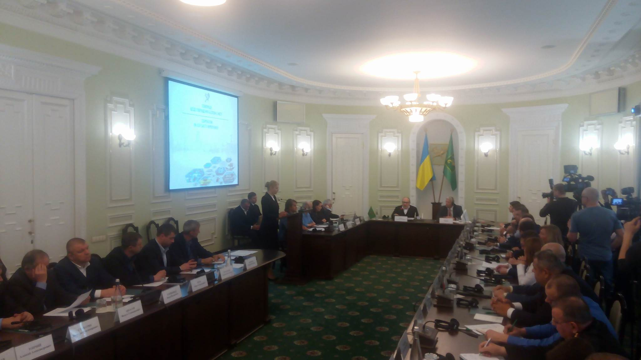 """У Харкові презентували проект """"Ситуаційного центру"""" (відео)"""