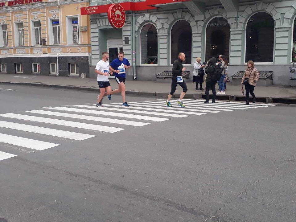 У Харкові відбувся шостий міжнародний марафон (відео)