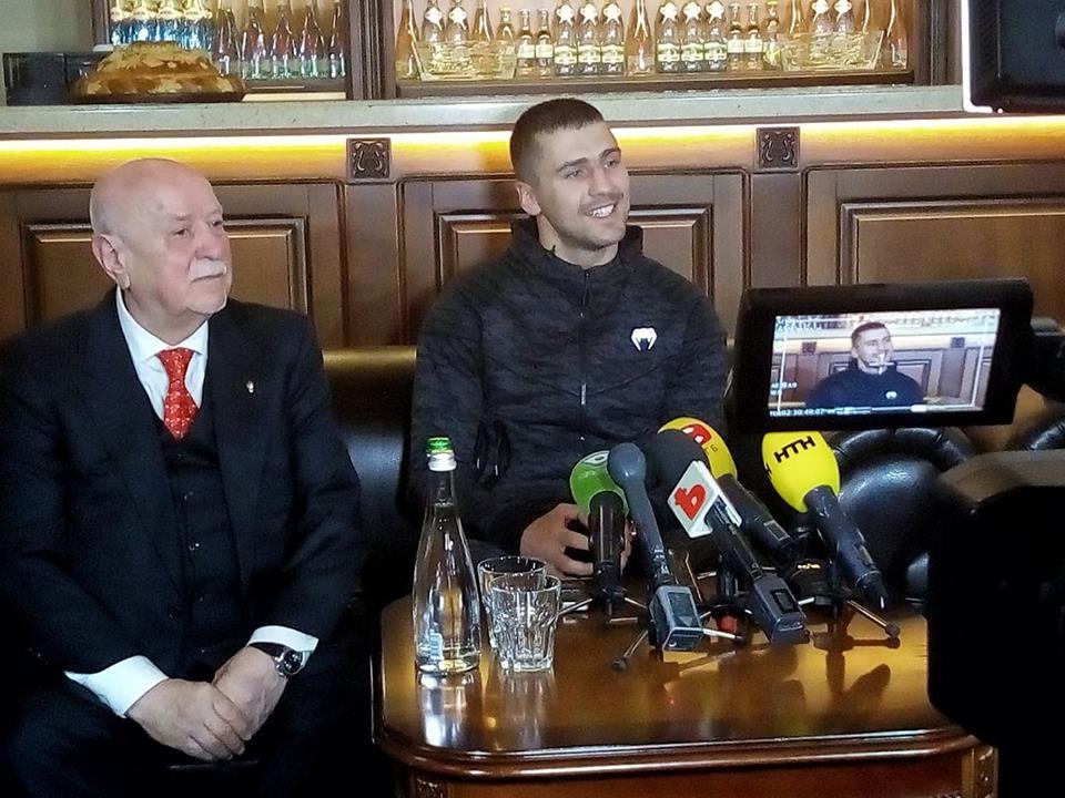 «Я не верю в травму»: Гвоздик прокомментировал первую защиту чемпионства