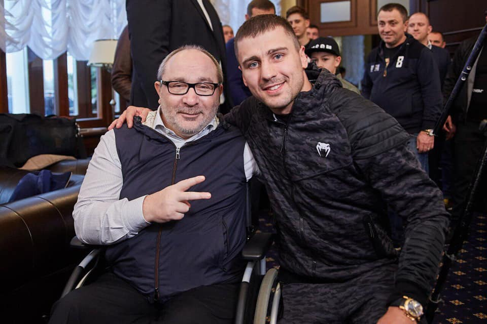 Кернес хочет присвоить Гвоздику звание почётного гражданина Харькова