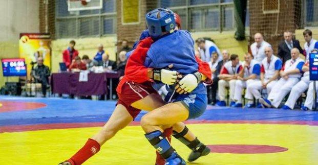 Харьковские самбисты получили медали чемпионата Европы