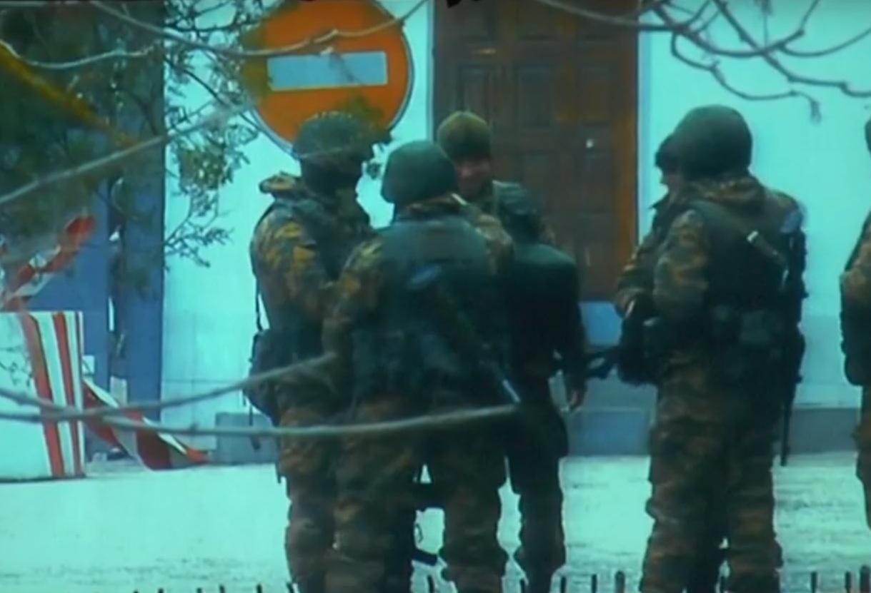 У Харкові відбувся показ фільму «Крим. Оточені зрадою» (відео)