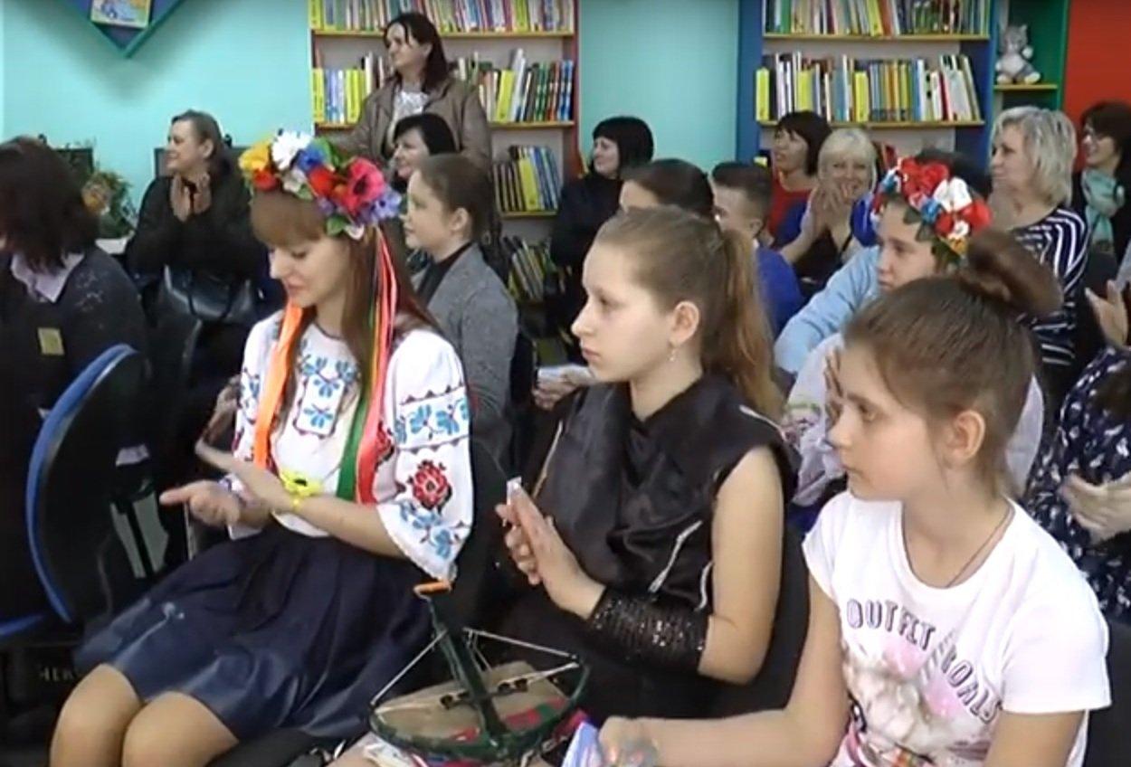 """У Харкові стартував дитячий конкурс """"Книгоманія"""" (відео)"""