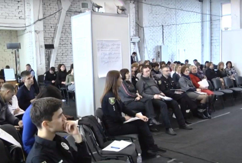 У Харкові відбулася підсумкова конференція з питань ювенальної превенції (відео)