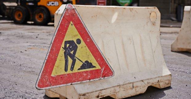 Движение транспорта по улице Гоголя частично запрещено