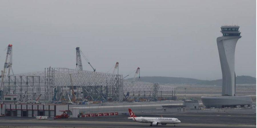 Самый большой в мире: в Турции открыли новый аэропорт