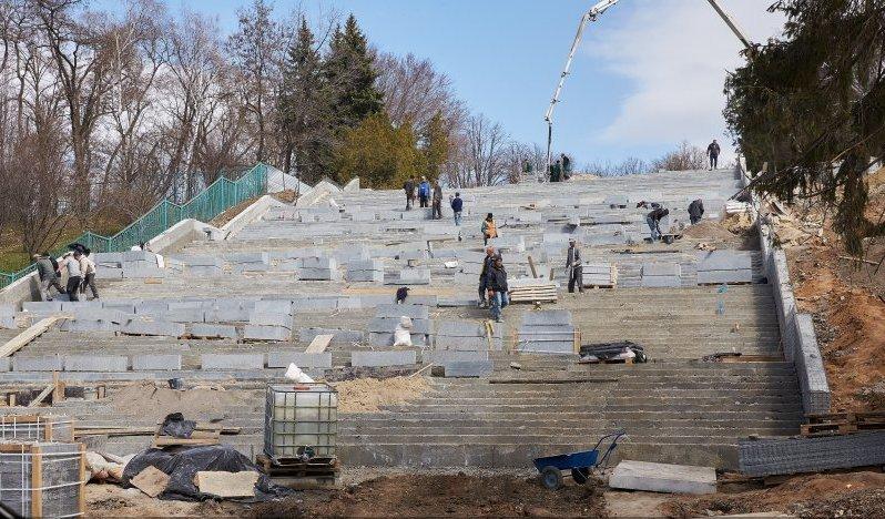 Одну з видатних пам'яток Харкова заховають під бетоном (відео)
