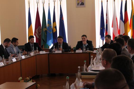 У Харкові розглянули умови реалізації Національної транспортної стратегії України (відео)