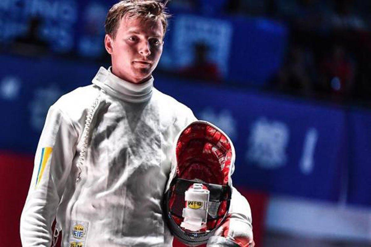 Харьковчанин стал чемпионом Украины по фехтованию