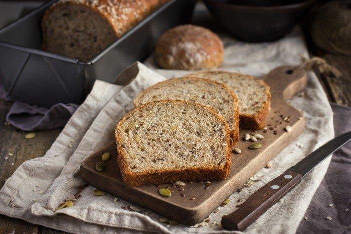 Хлеб для нацгвардейцев будут выпекать с семечками