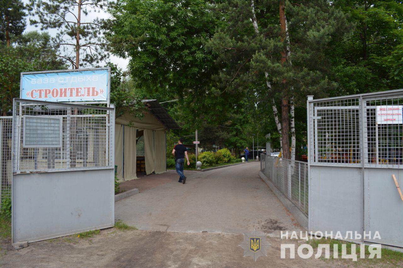 Встреча выпускников на Харьковщине завершилась убийством (фото)