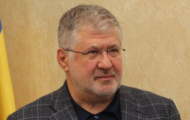 Коломойский вернулся в Украину
