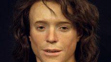 Как выглядел человек 1300 лет назад: ученые воссоздали его лицо (фото)