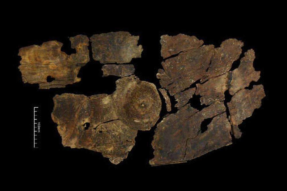 Британские ученые обнаружили уникальный артефакт железного века (фото)
