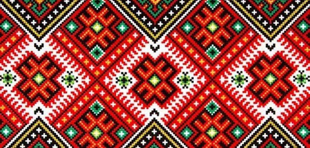 Сегодня в Украине День вышиванки