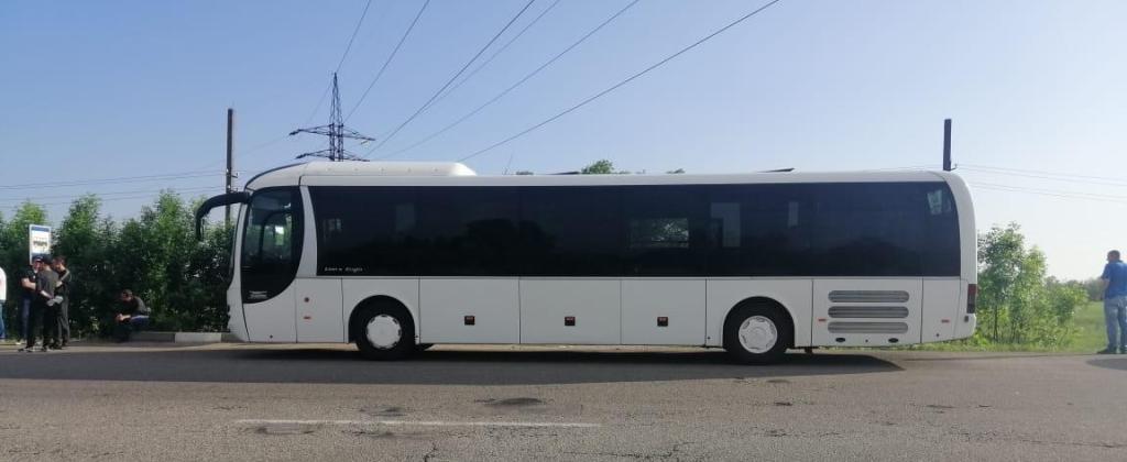 Зеленского просят наградить харьковчанина, который спас от гибели пассажиров автобуса