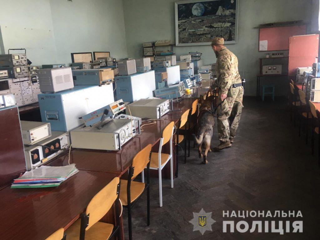В центре Харькова снова заминировали колледж