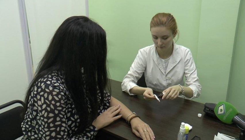 Харьковчане могут бесплатно проверить родинки